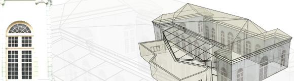 Gebäude und 3D